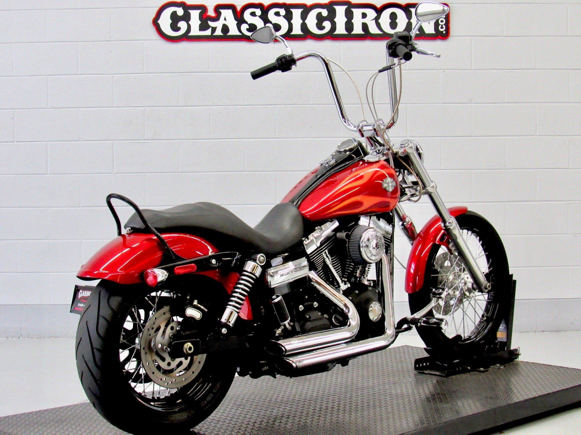 2013 Harley-Davidson Dyna® Wide Glide® in Fredericksburg, Virginia - Photo 5