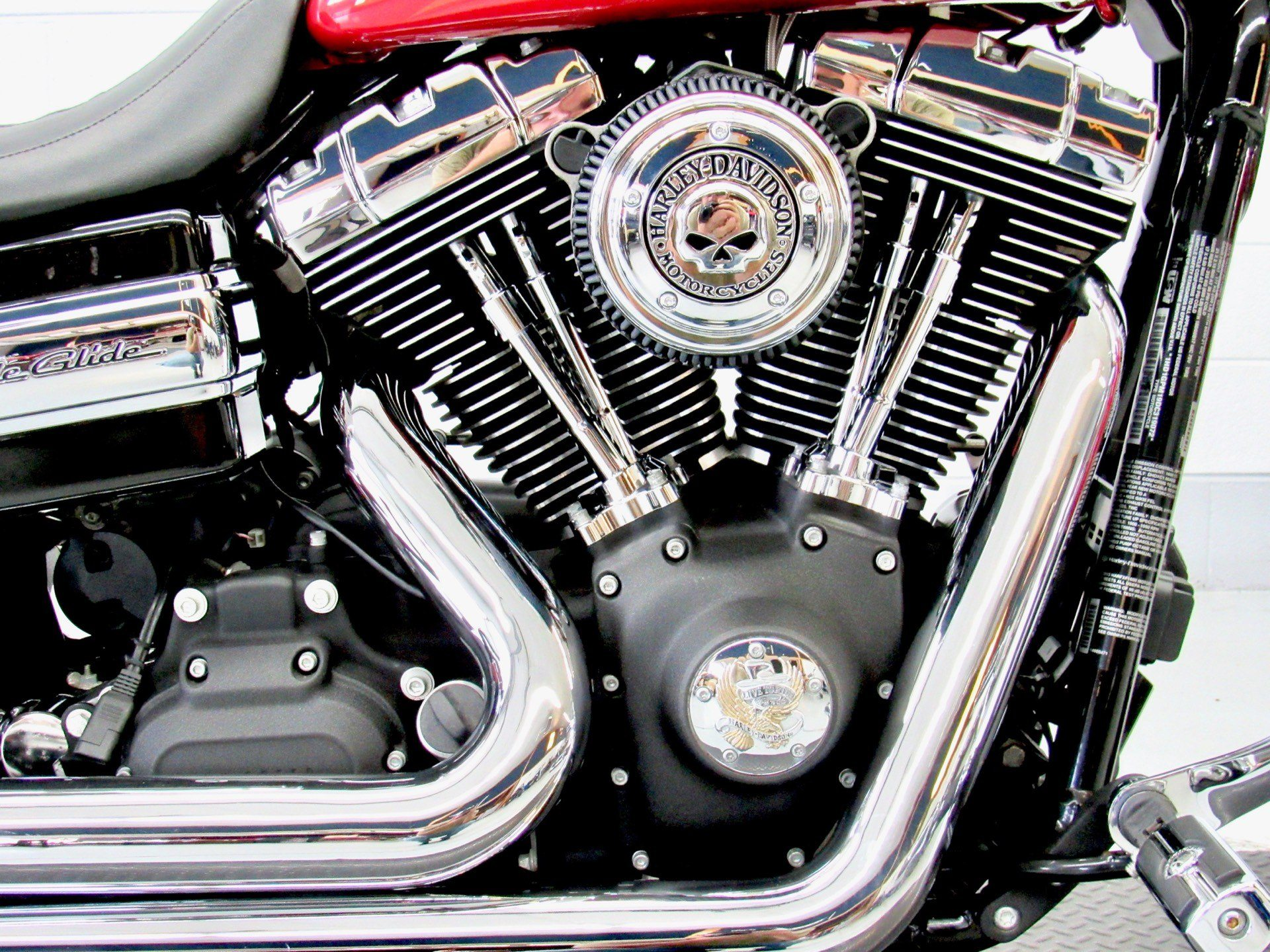 2013 Harley-Davidson Dyna® Wide Glide® in Fredericksburg, Virginia - Photo 14