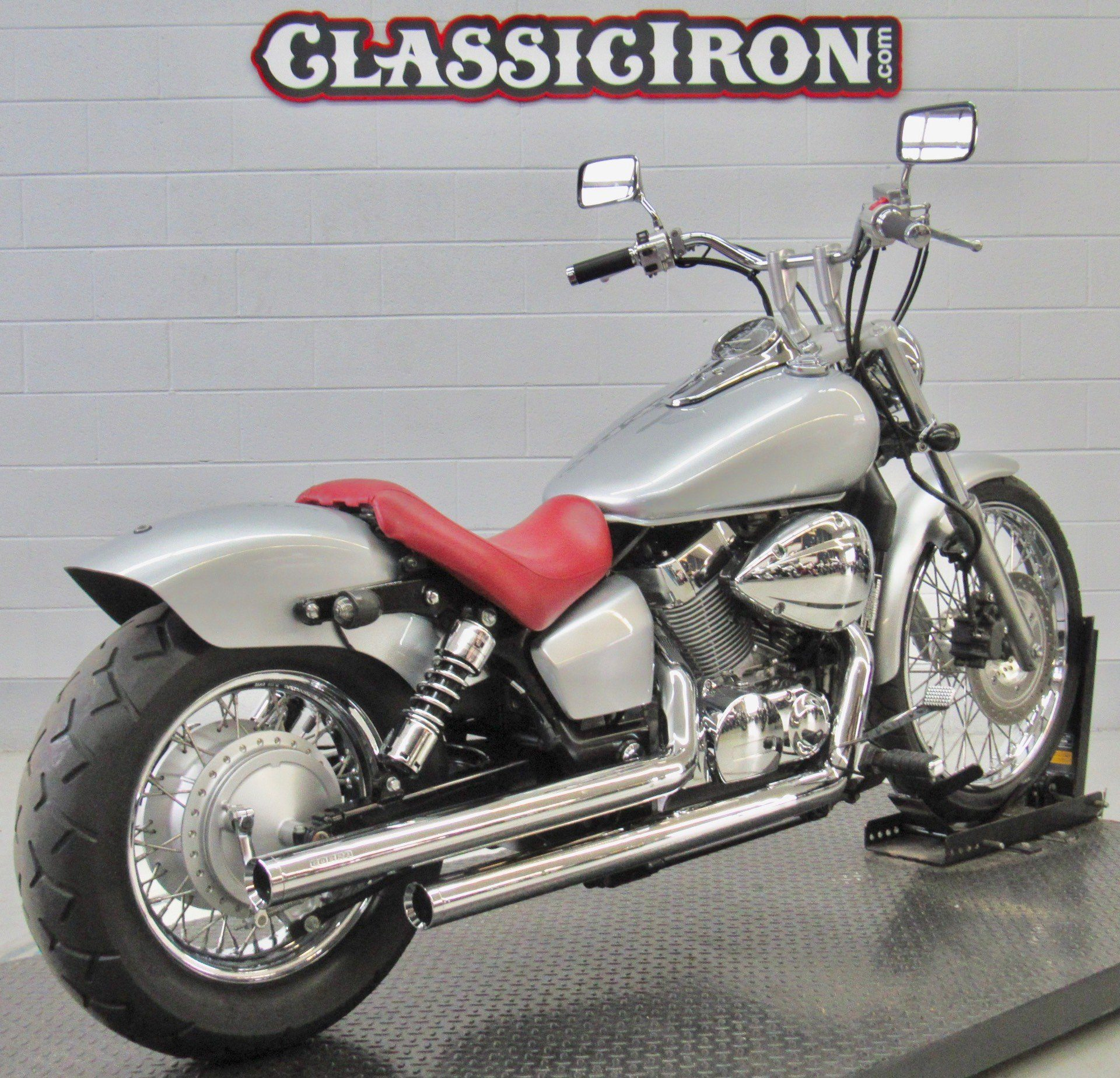 2008 Honda Shadow Spirit 750 in Fredericksburg, Virginia