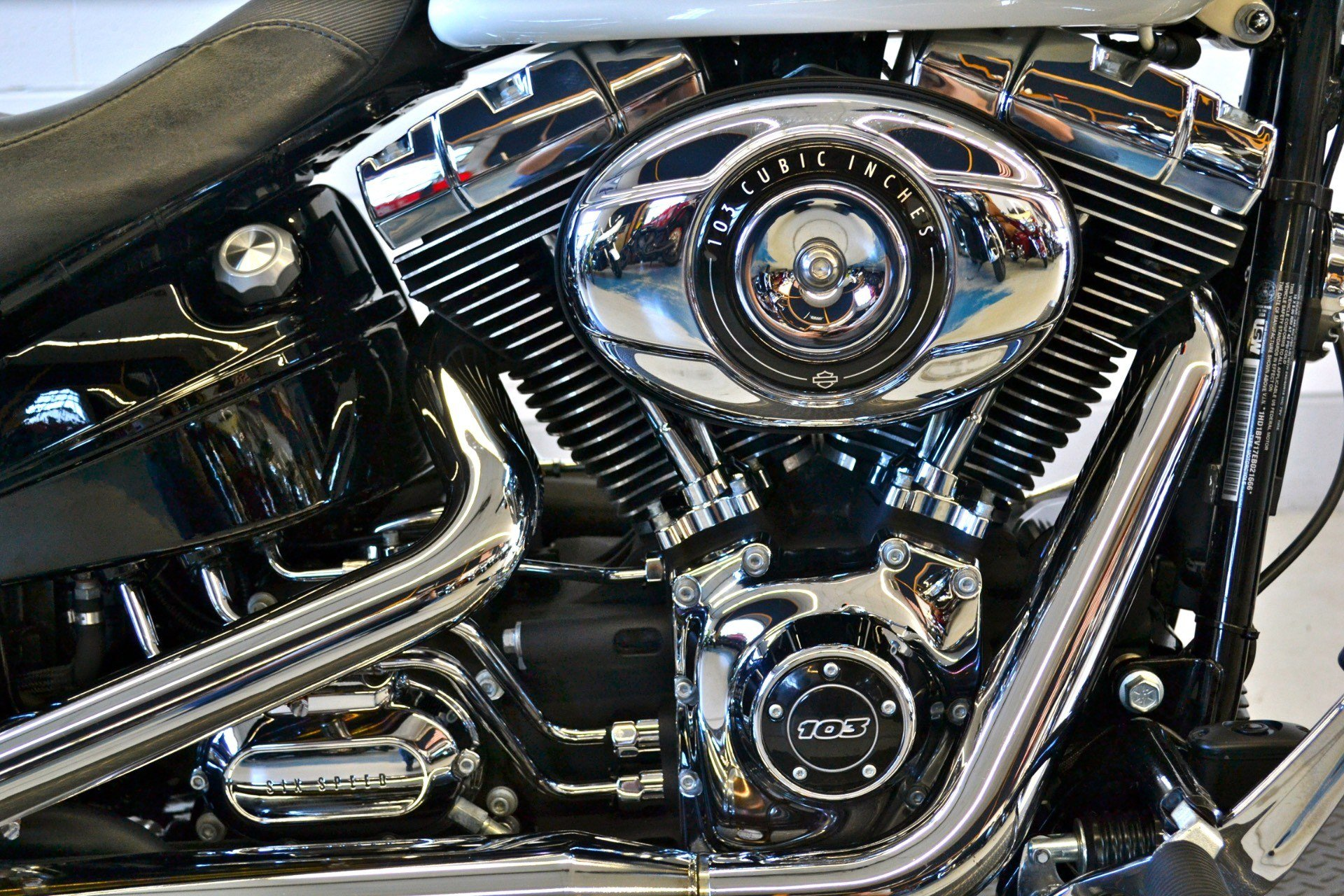 2014 Harley-Davidson Breakout® in Fredericksburg, Virginia