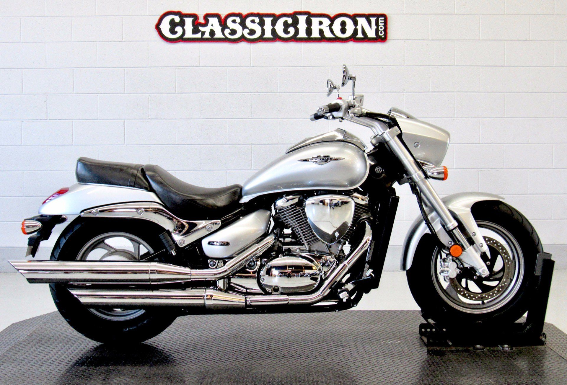 2013 Suzuki Boulevard M50 in Fredericksburg, Virginia - Photo 1