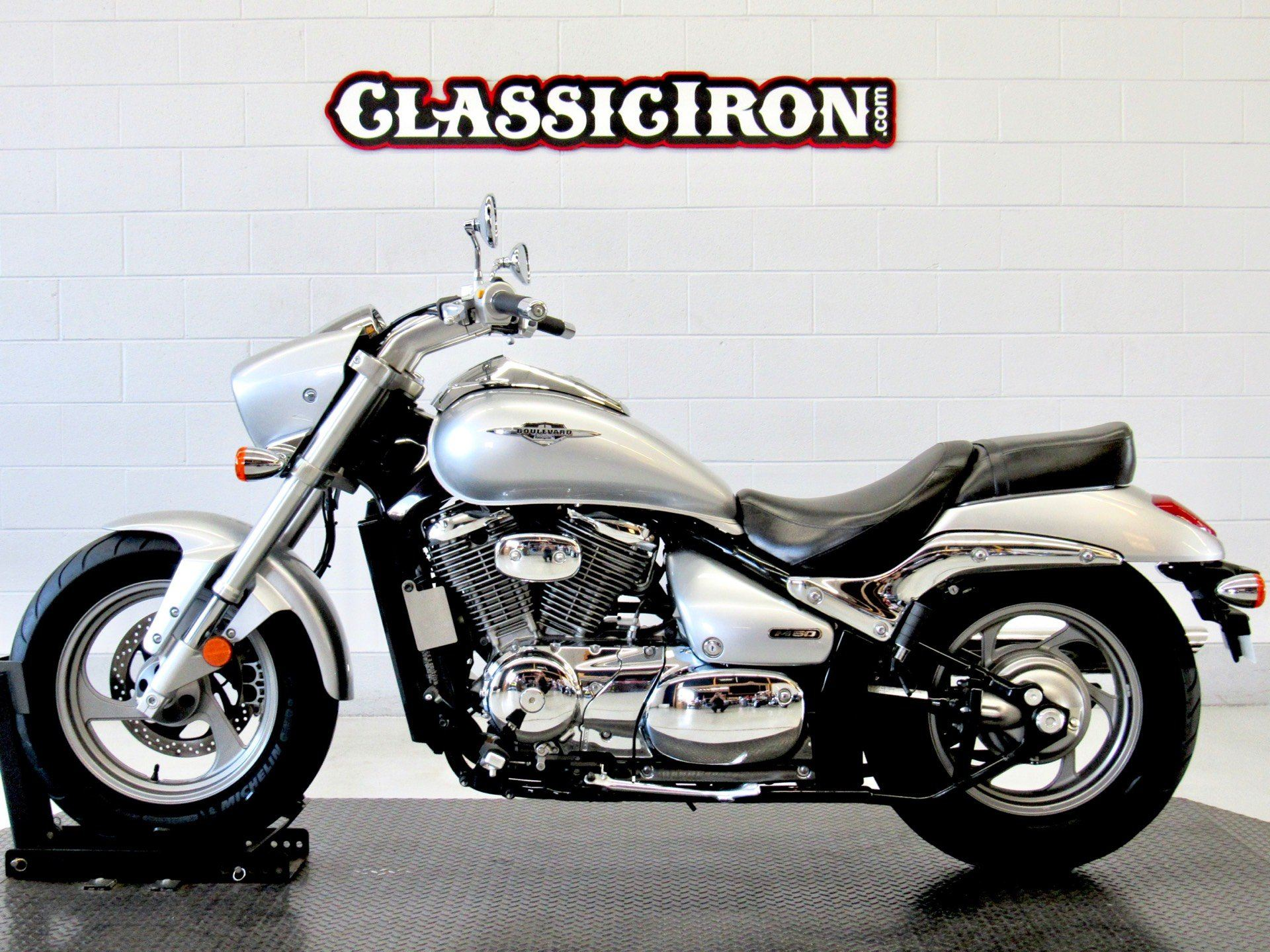 2013 Suzuki Boulevard M50 in Fredericksburg, Virginia - Photo 4