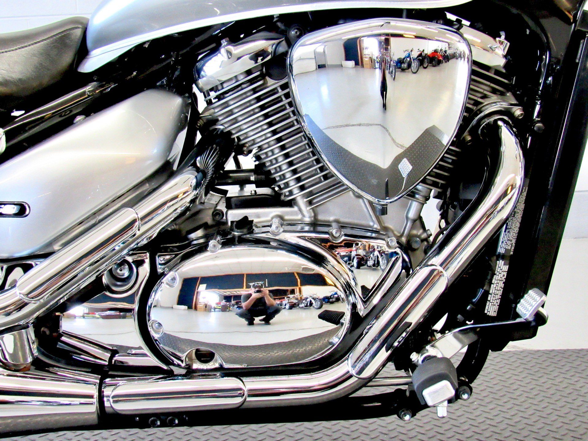 2013 Suzuki Boulevard M50 in Fredericksburg, Virginia - Photo 14