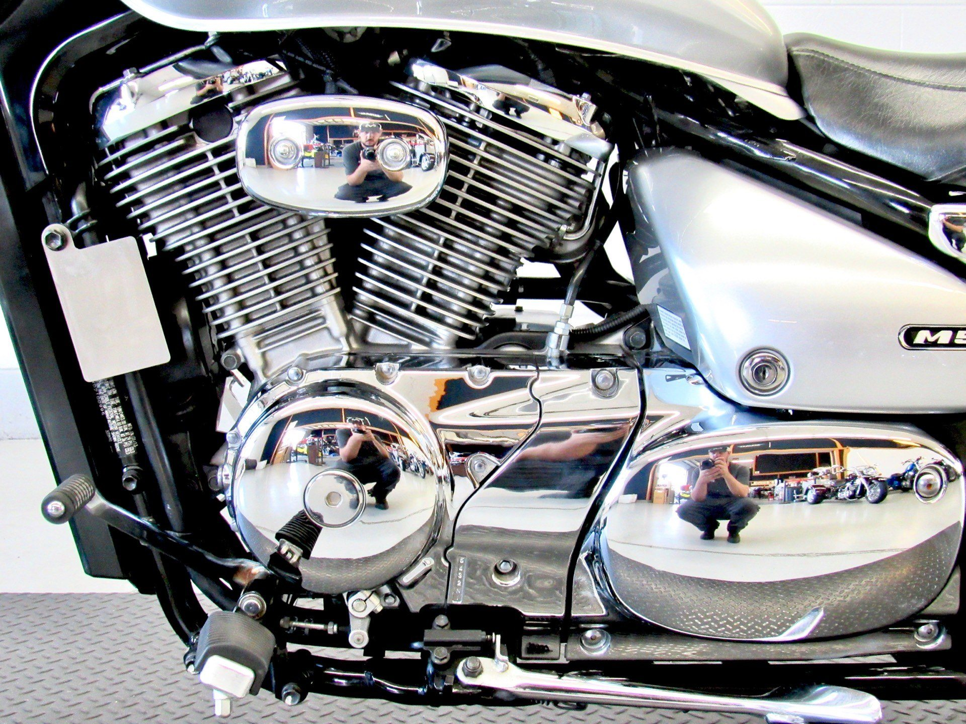 2013 Suzuki Boulevard M50 in Fredericksburg, Virginia - Photo 19