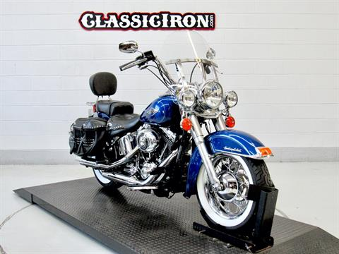 2015 Harley-Davidson Heritage Softail® Classic in Fredericksburg, Virginia - Photo 2