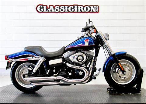 2010 Harley-Davidson Dyna® Fat Bob® in Fredericksburg, Virginia - Photo 1