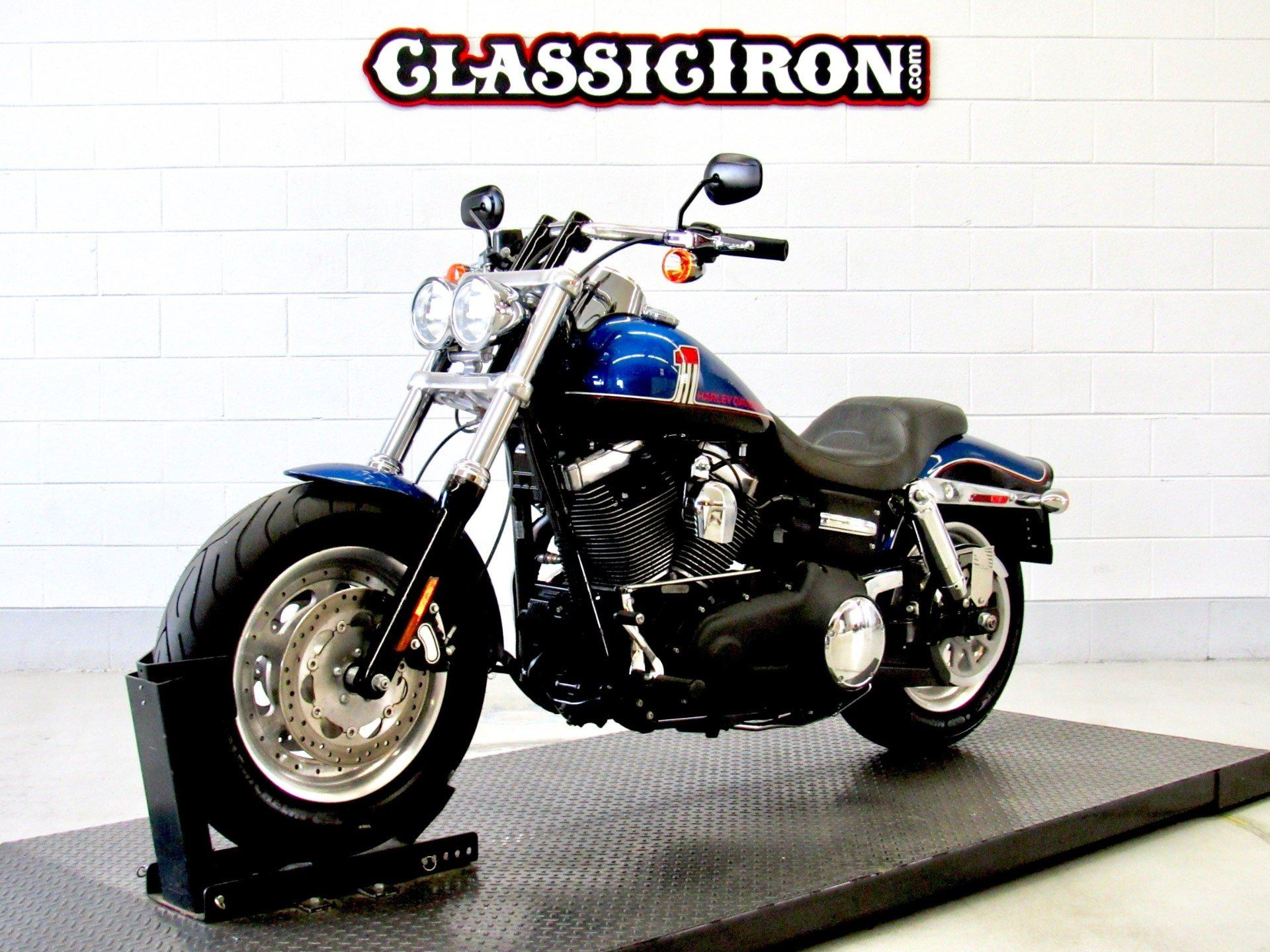 2010 Harley-Davidson Dyna® Fat Bob® in Fredericksburg, Virginia - Photo 3