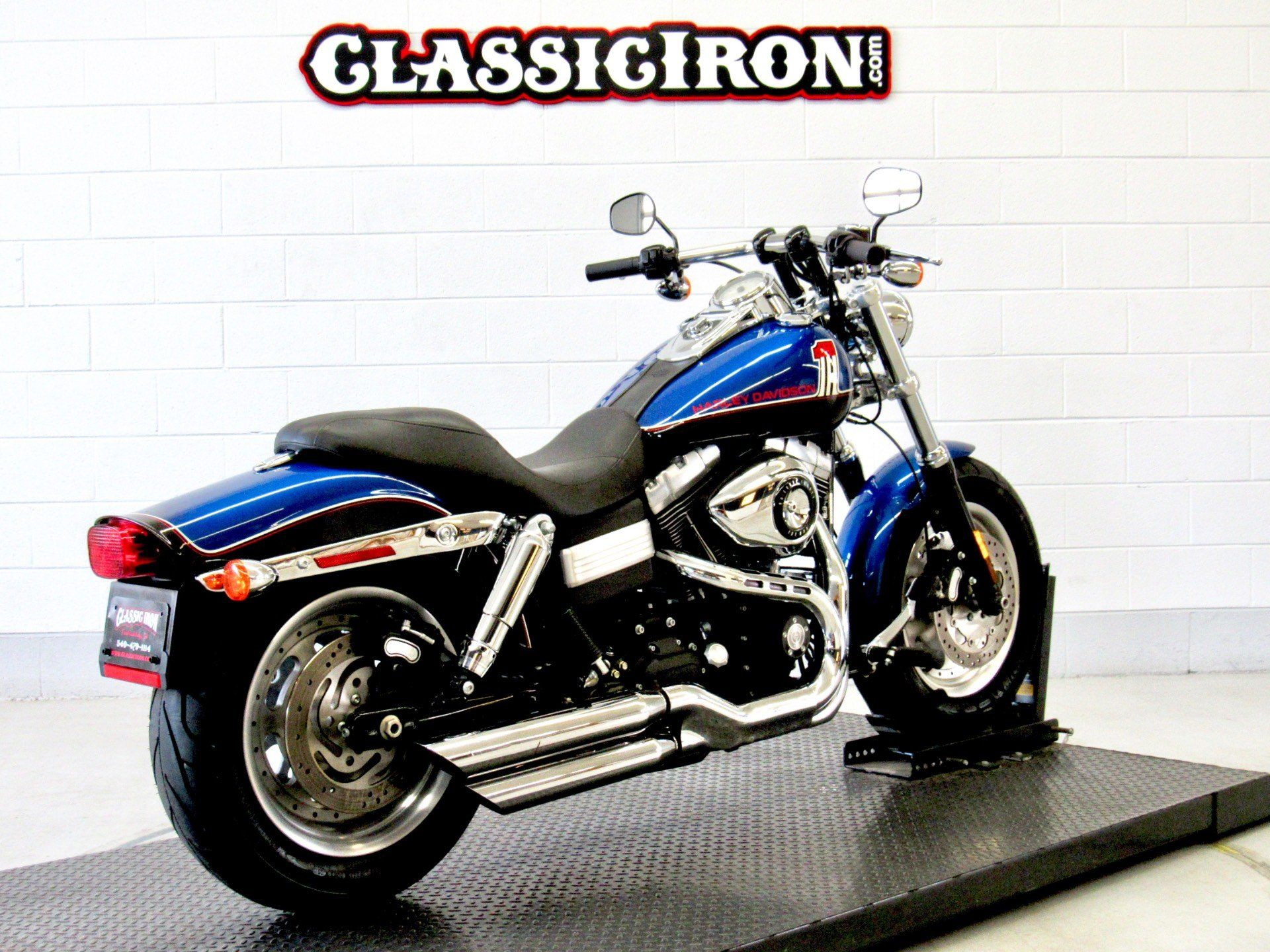 2010 Harley-Davidson Dyna® Fat Bob® in Fredericksburg, Virginia - Photo 5