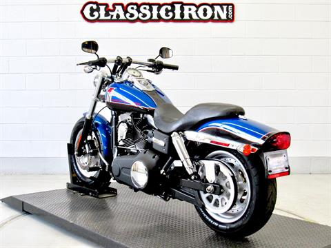 2010 Harley-Davidson Dyna® Fat Bob® in Fredericksburg, Virginia - Photo 6