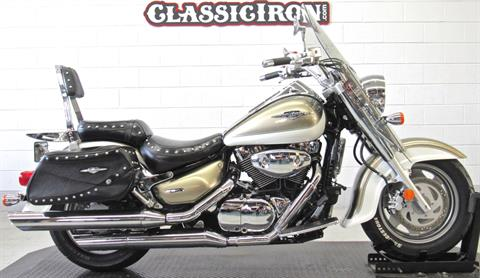 2008 Suzuki Boulevard C90T in Fredericksburg, Virginia - Photo 1