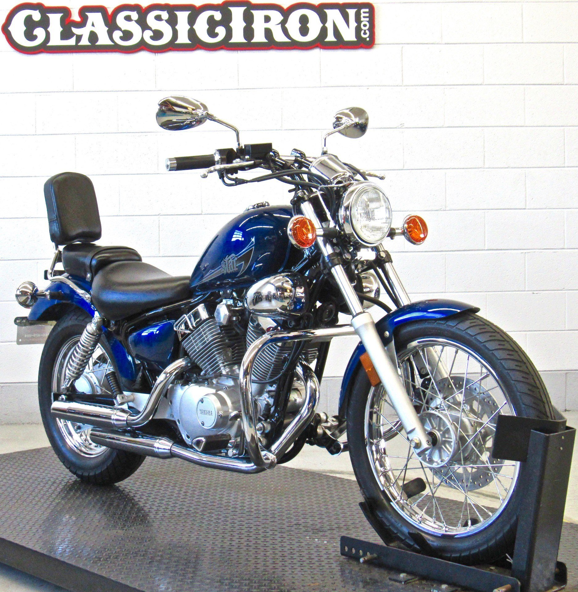 2013 Yamaha V Star 250 in Fredericksburg, Virginia