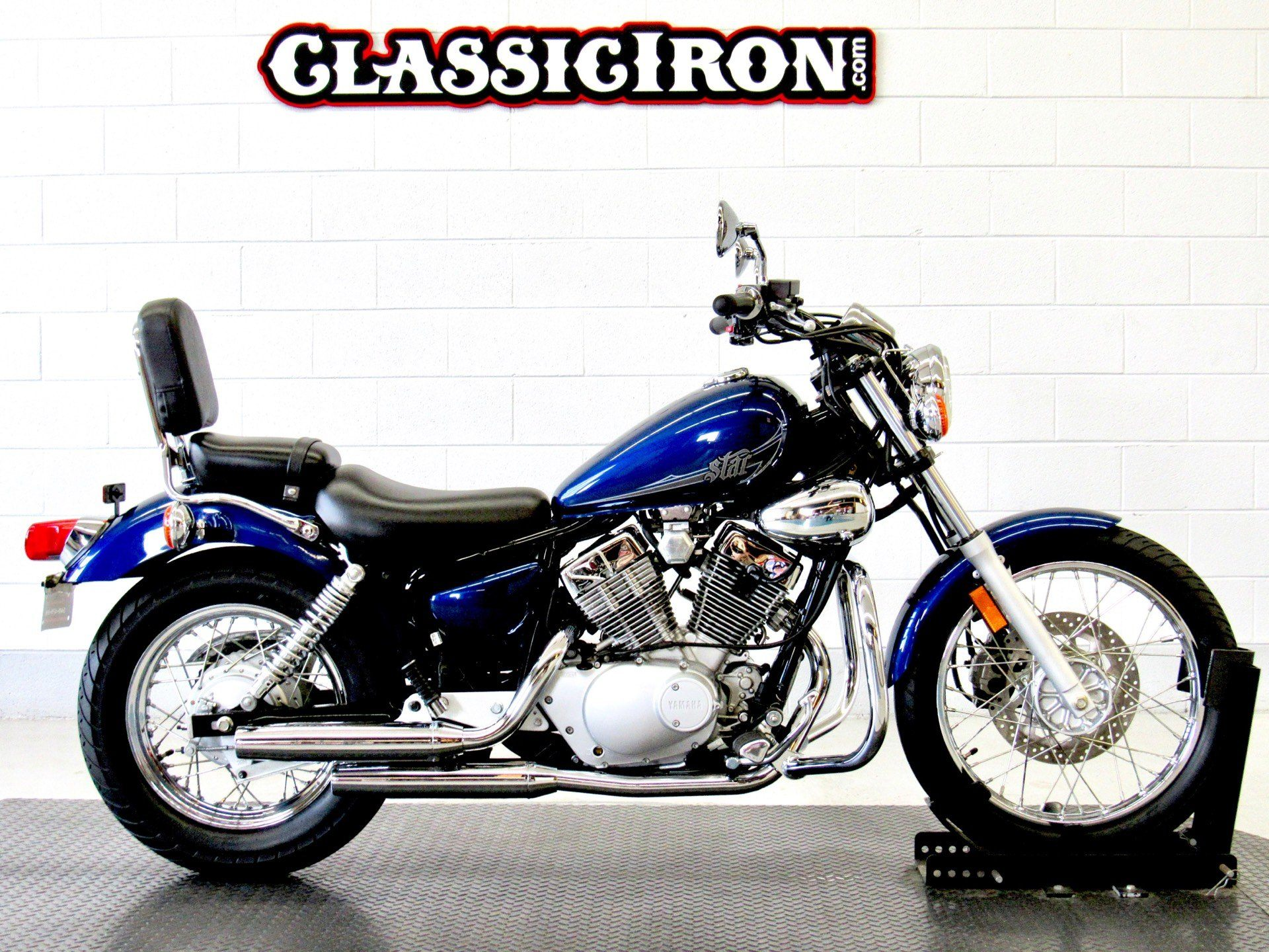 2013 Yamaha V Star 250 in Fredericksburg, Virginia - Photo 1