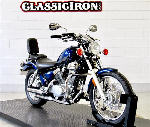 2013 Yamaha V Star 250 in Fredericksburg, Virginia - Photo 2