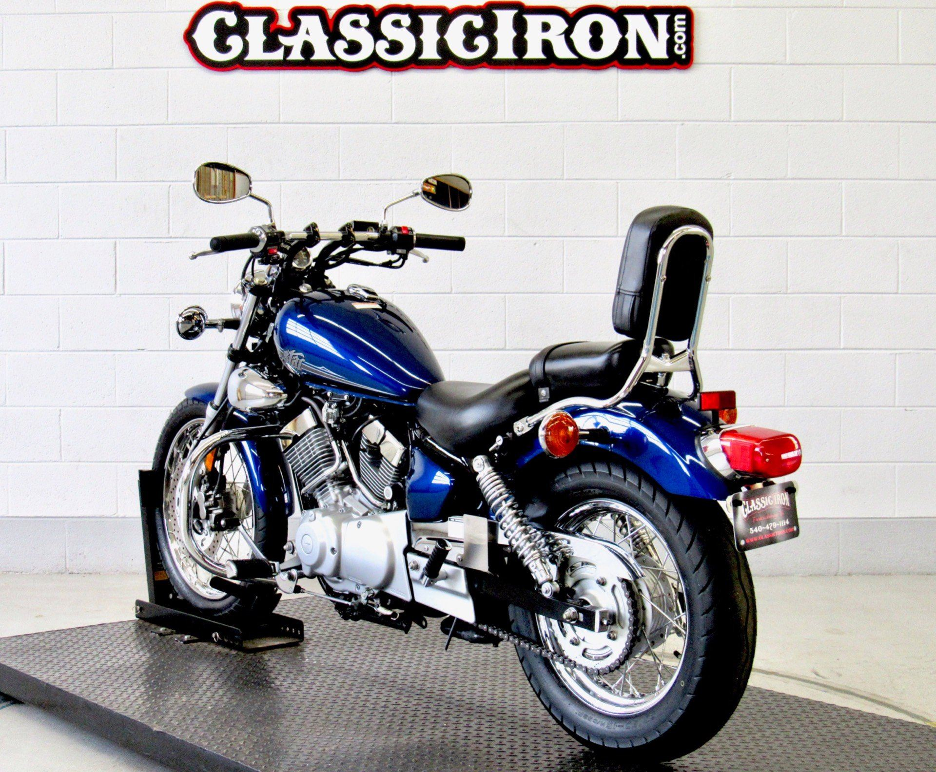 2013 Yamaha V Star 250 in Fredericksburg, Virginia - Photo 6