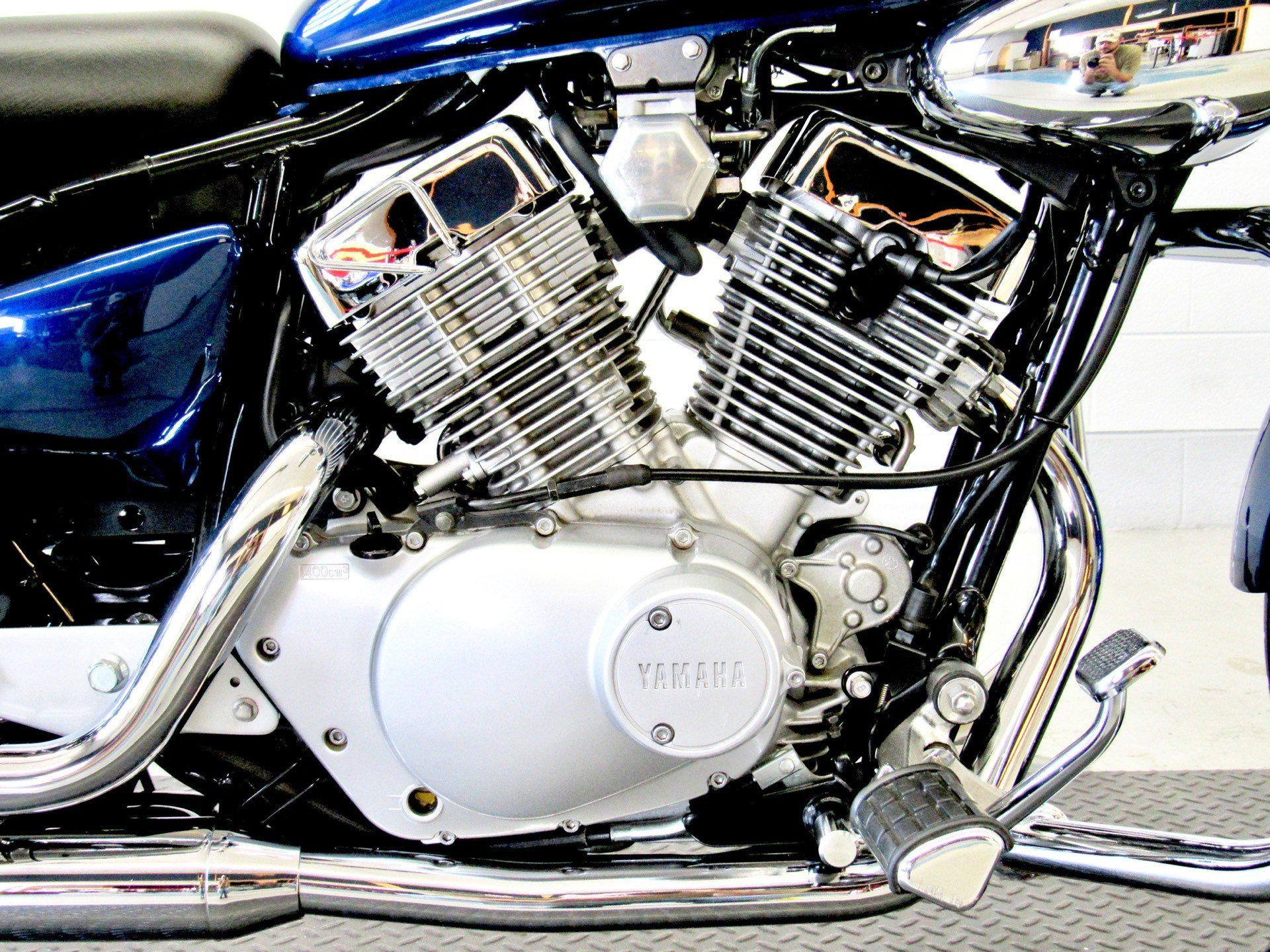 2013 Yamaha V Star 250 in Fredericksburg, Virginia - Photo 14