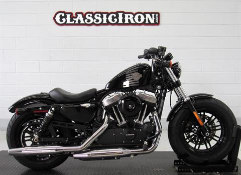 2018 Harley-Davidson Forty-Eight® in Fredericksburg, Virginia - Photo 1