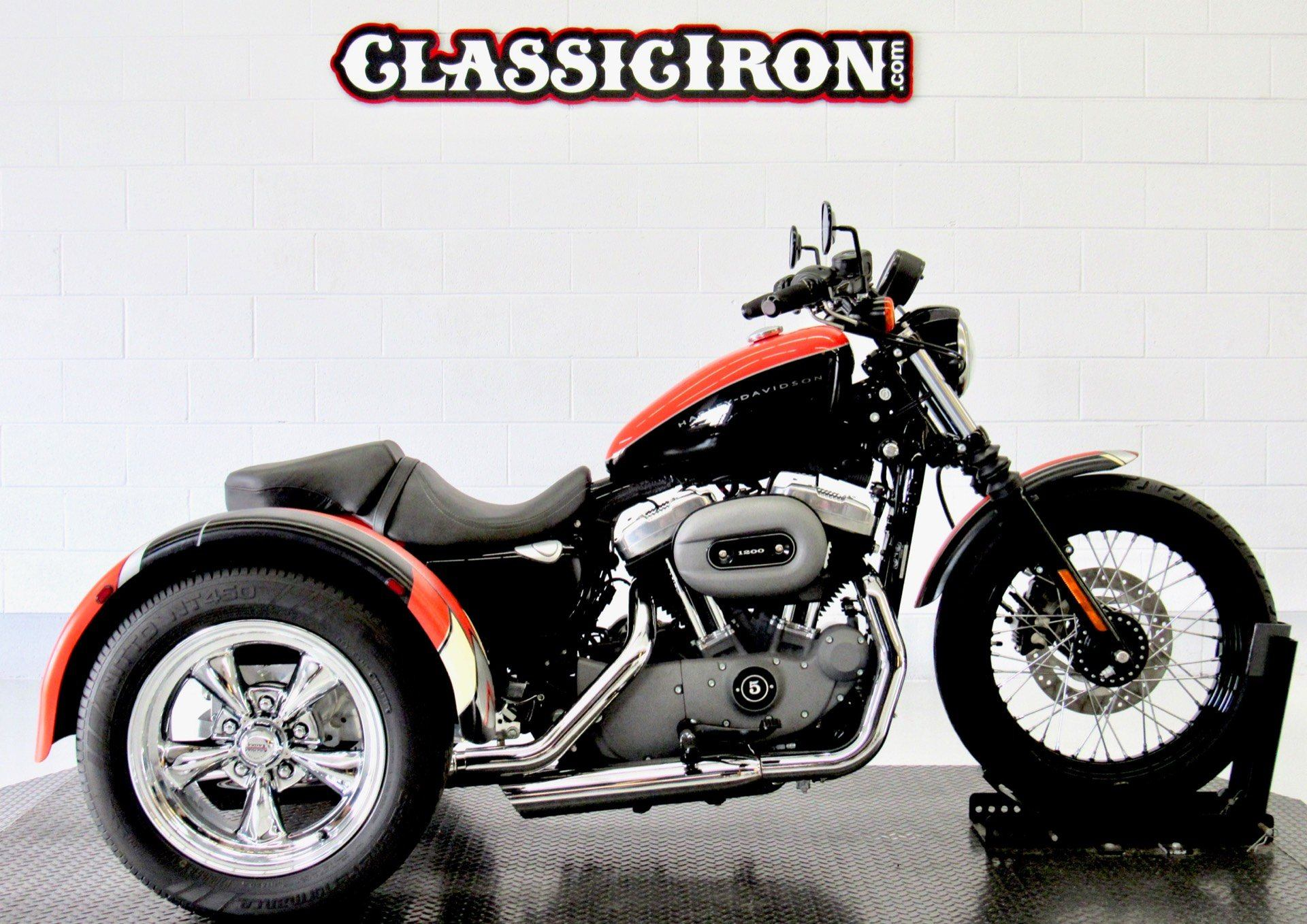 2007 Harley-Davidson Sportster® 1200 Nightster™ in Fredericksburg, Virginia - Photo 2