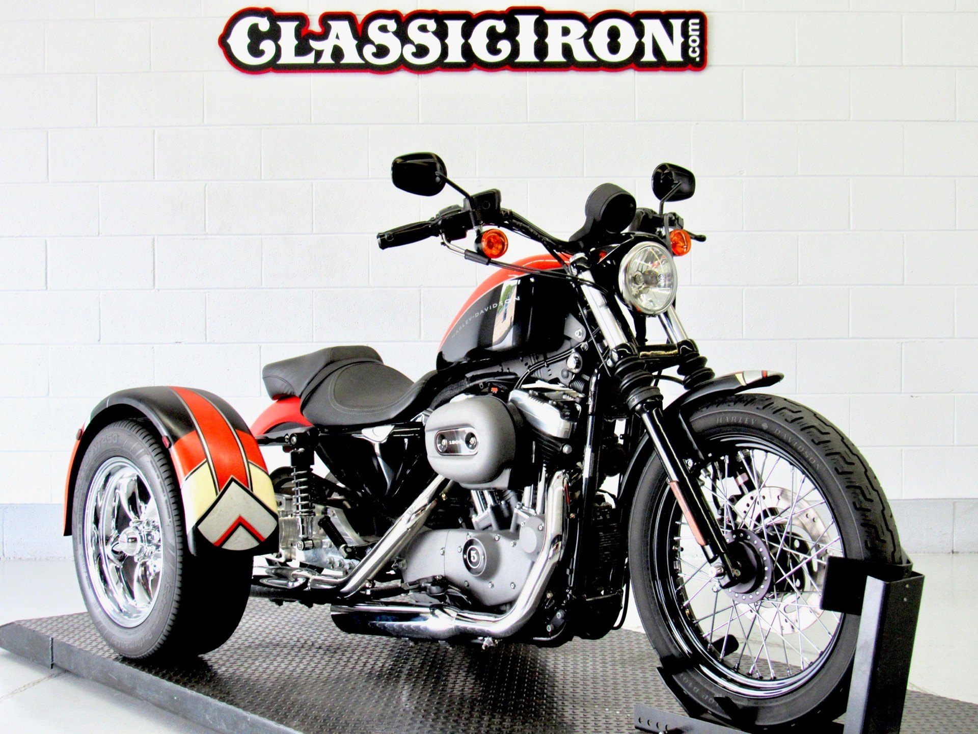 2007 Harley-Davidson Sportster® 1200 Nightster™ in Fredericksburg, Virginia - Photo 1