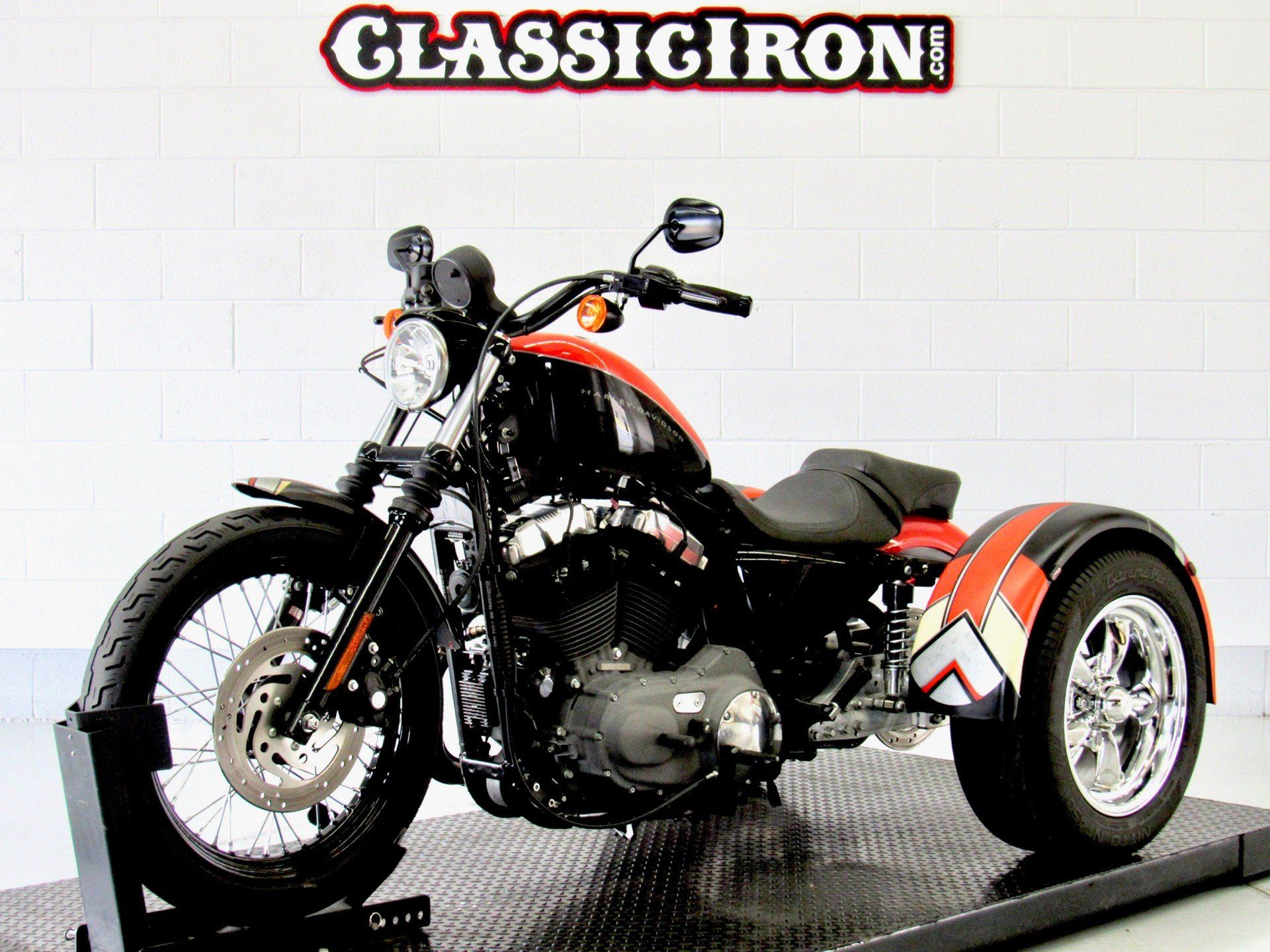 2007 Harley-Davidson Sportster® 1200 Nightster™ in Fredericksburg, Virginia - Photo 4