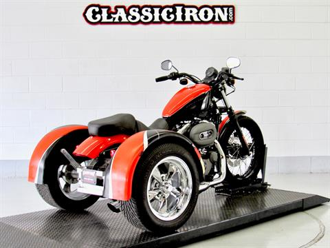 2007 Harley-Davidson Sportster® 1200 Nightster™ in Fredericksburg, Virginia - Photo 5