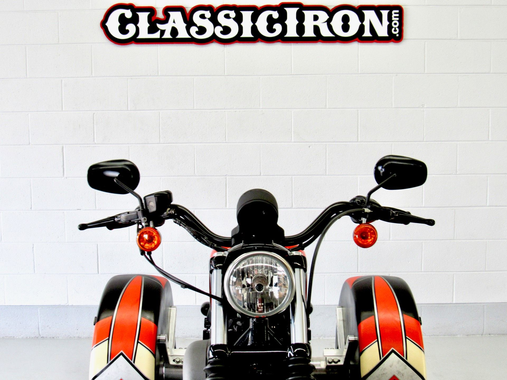 2007 Harley-Davidson Sportster® 1200 Nightster™ in Fredericksburg, Virginia - Photo 8