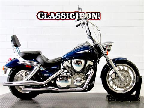 2009 Honda VTX®1300C in Fredericksburg, Virginia - Photo 1