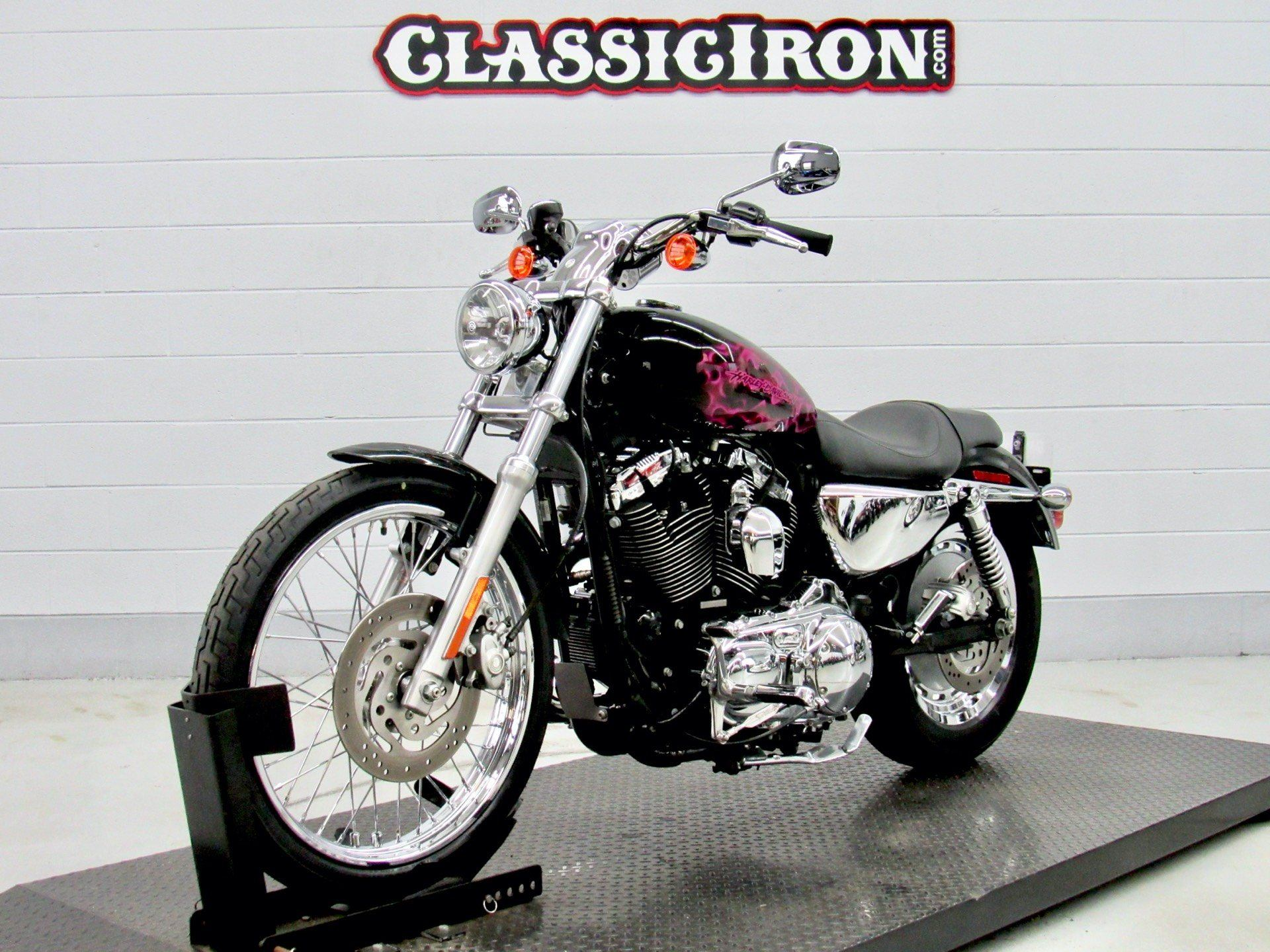 2008 Harley-Davidson Sportster® 1200 Custom in Fredericksburg, Virginia - Photo 4