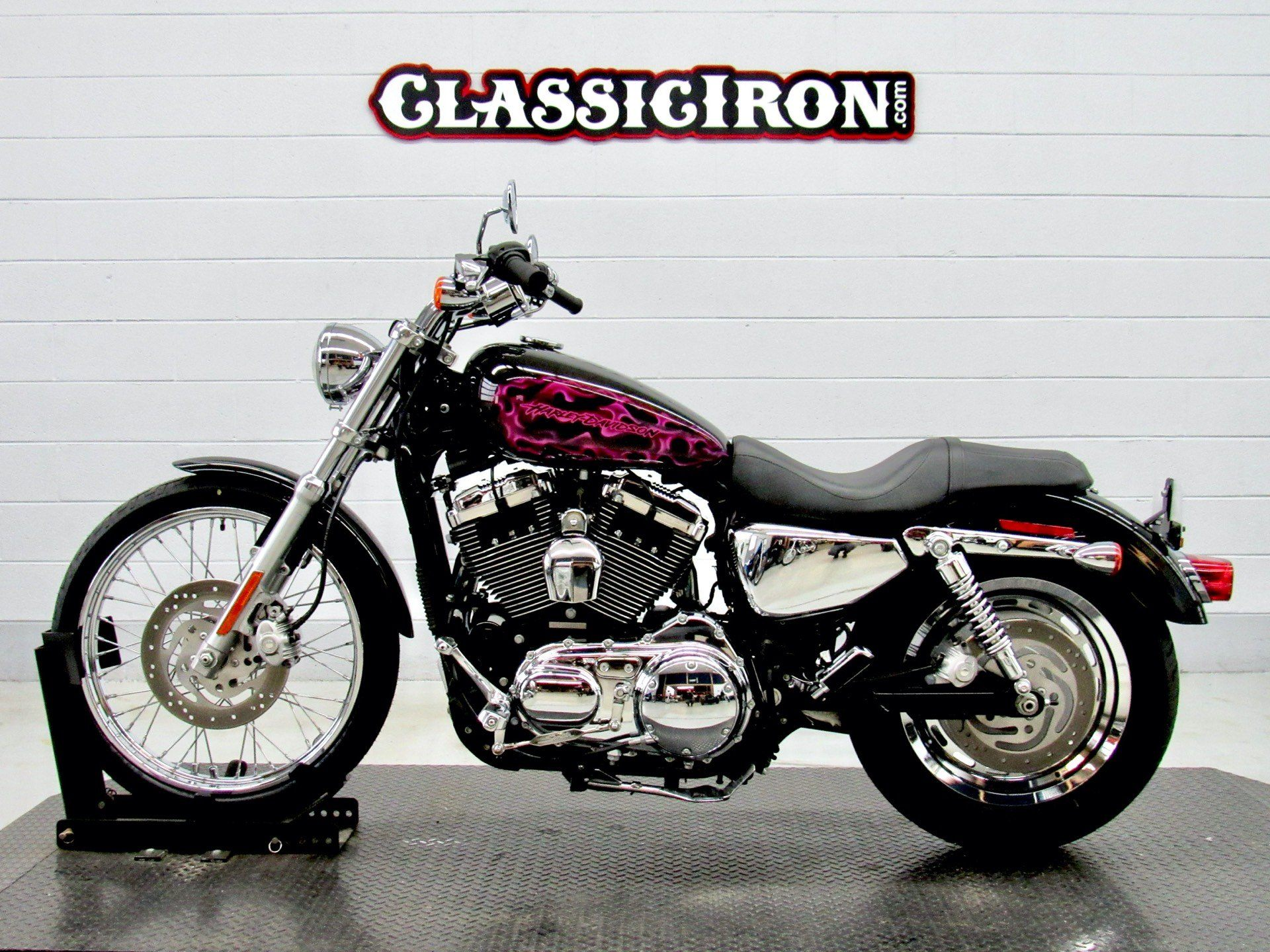 2008 Harley-Davidson Sportster® 1200 Custom in Fredericksburg, Virginia - Photo 5