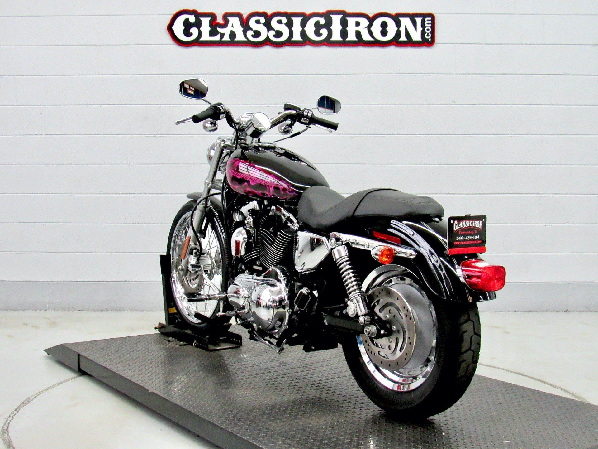 2008 Harley-Davidson Sportster® 1200 Custom in Fredericksburg, Virginia - Photo 7