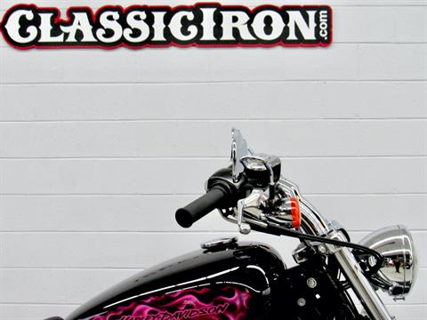 2008 Harley-Davidson Sportster® 1200 Custom in Fredericksburg, Virginia - Photo 13