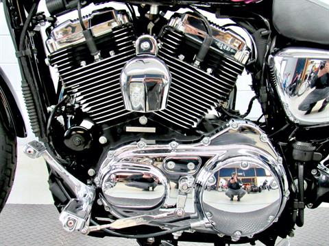 2008 Harley-Davidson Sportster® 1200 Custom in Fredericksburg, Virginia - Photo 19