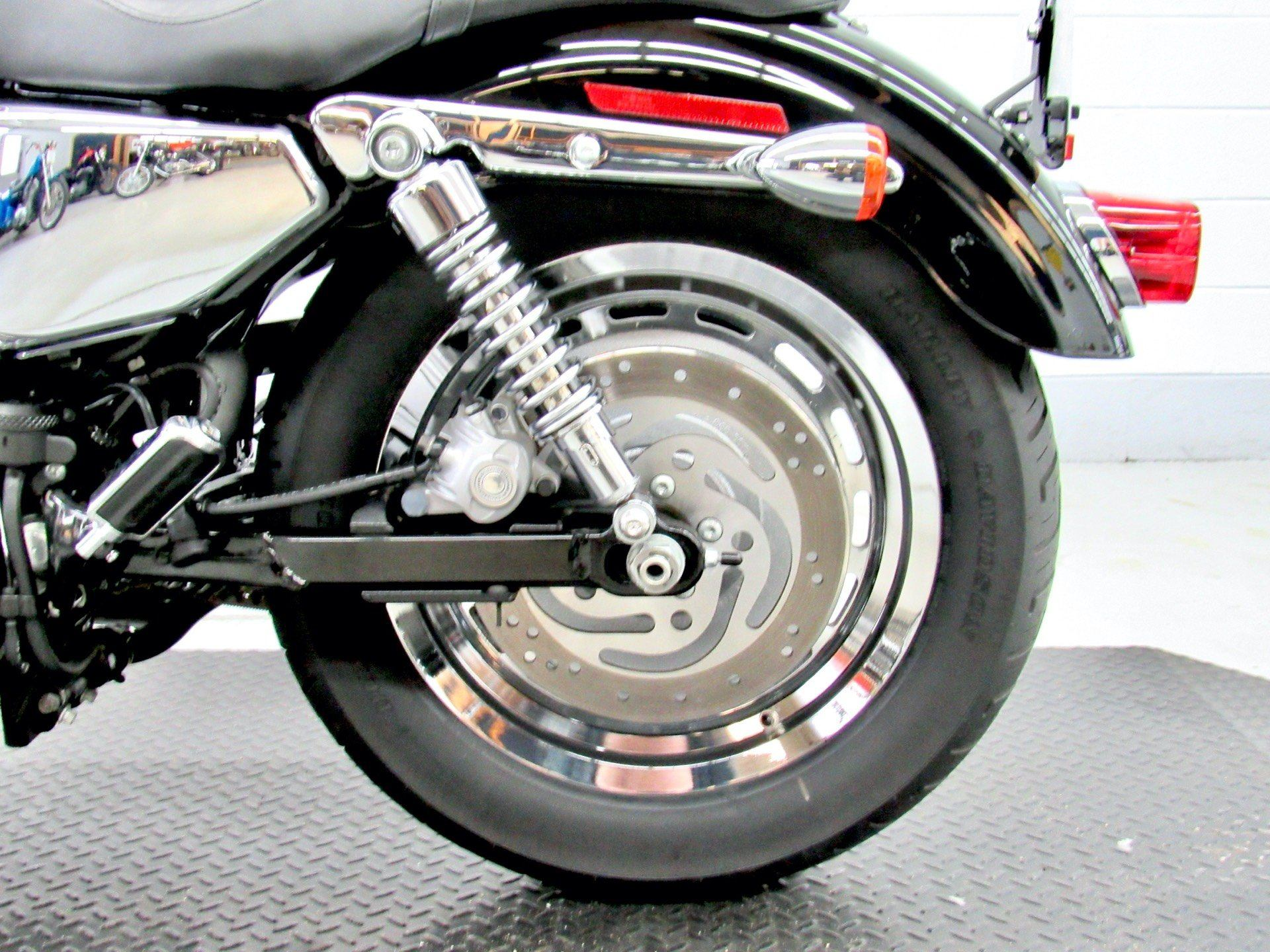 2008 Harley-Davidson Sportster® 1200 Custom in Fredericksburg, Virginia - Photo 22
