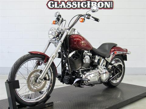 2009 Harley-Davidson Softail® Custom in Fredericksburg, Virginia - Photo 3