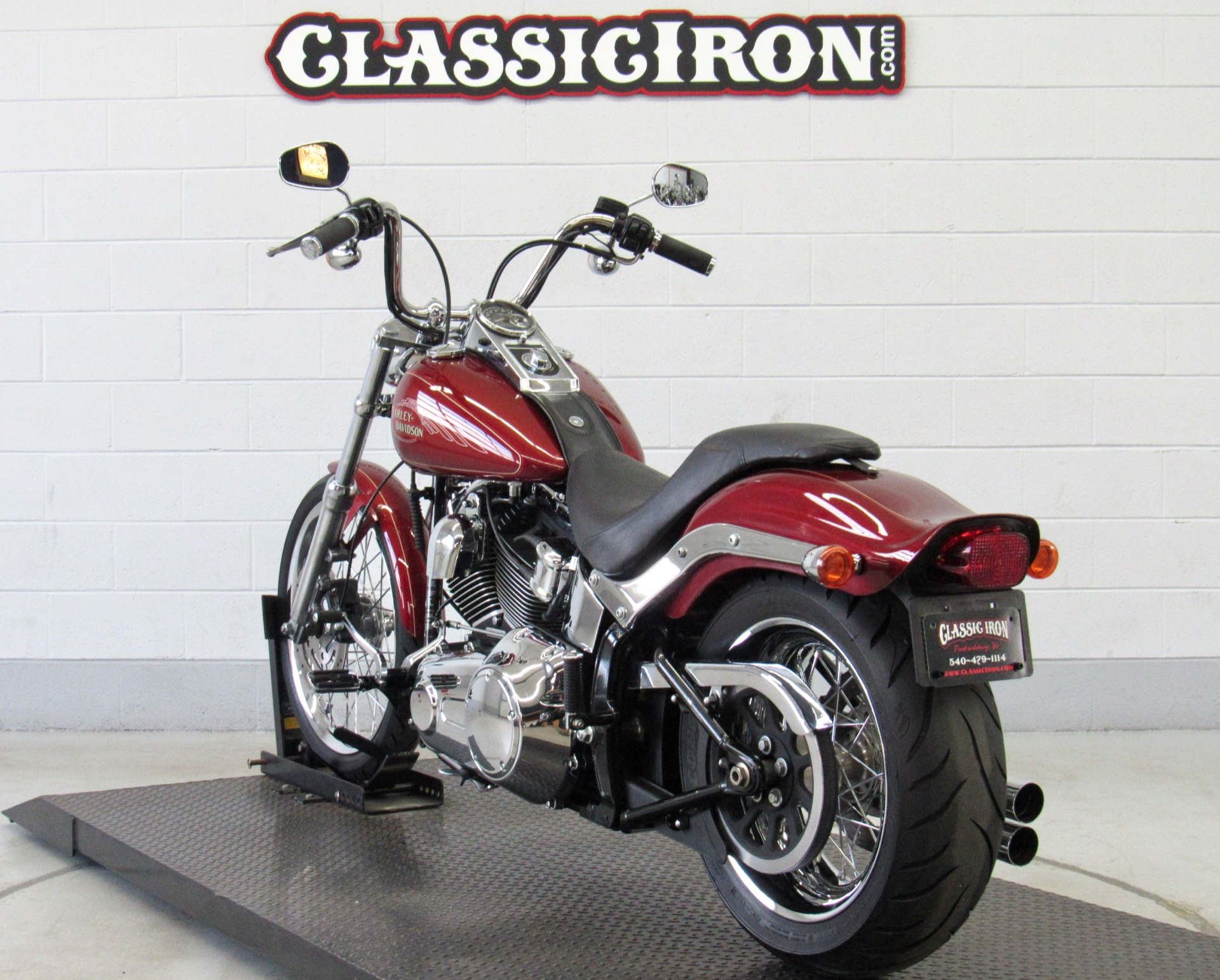 2009 Harley-Davidson Softail® Custom in Fredericksburg, Virginia - Photo 5