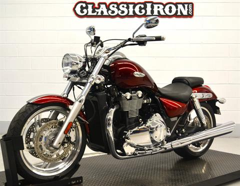 2014 Triumph Thunderbird ABS in Fredericksburg, Virginia