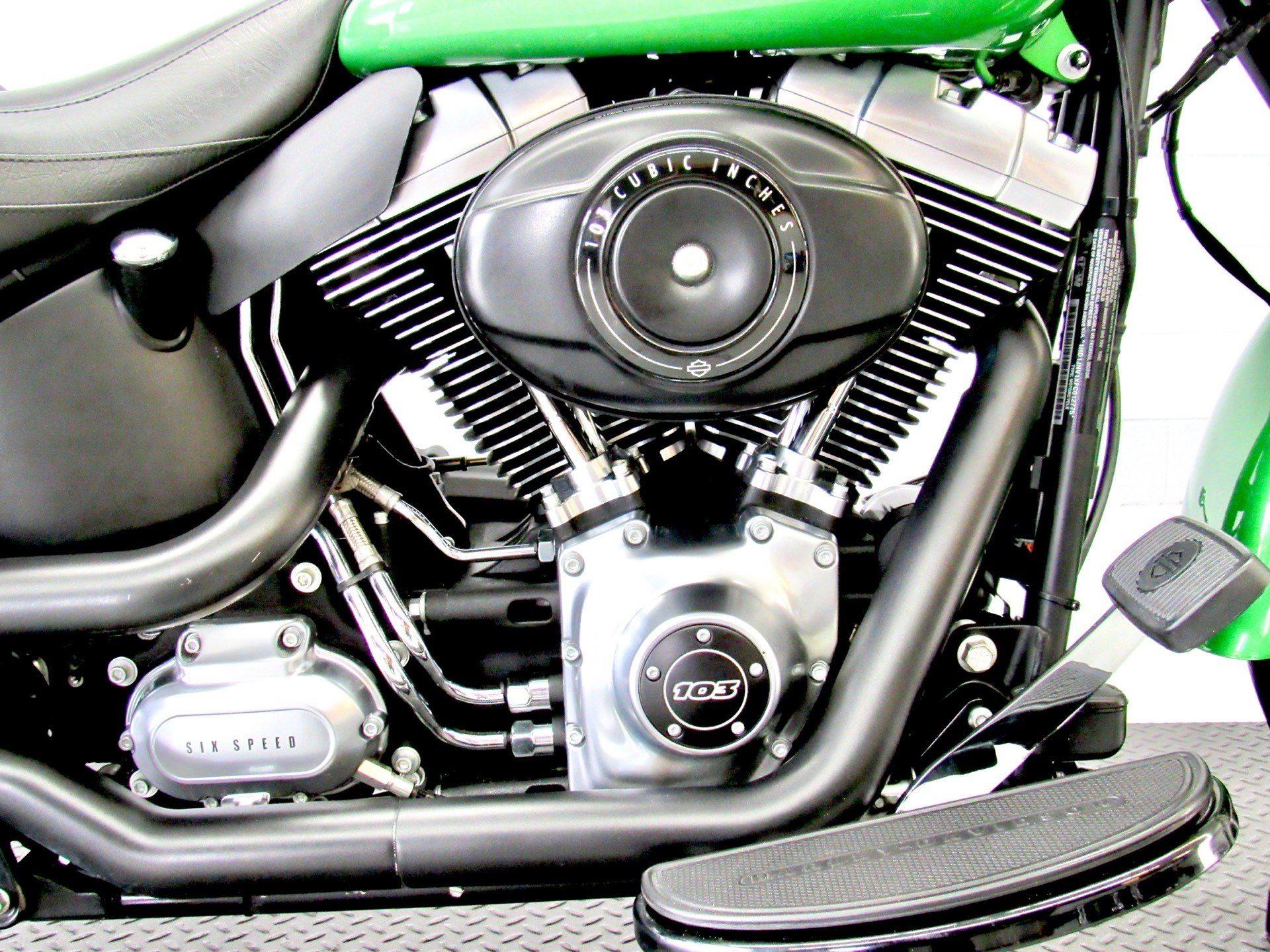 2015 Harley-Davidson Fat Boy® Lo in Fredericksburg, Virginia
