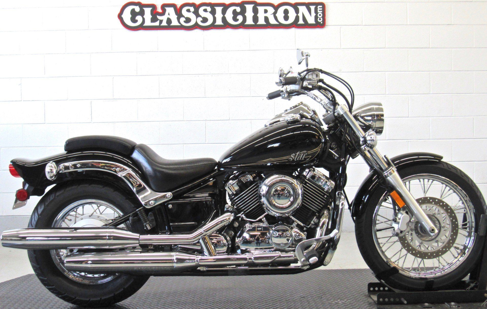 2013 Yamaha V Star 650 Custom in Fredericksburg, Virginia - Photo 1