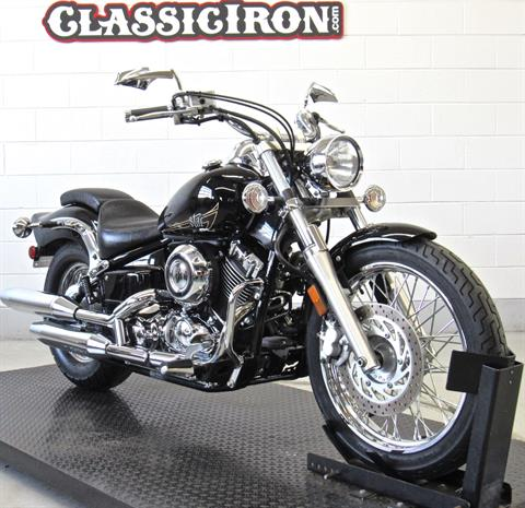 2013 Yamaha V Star 650 Custom in Fredericksburg, Virginia - Photo 2