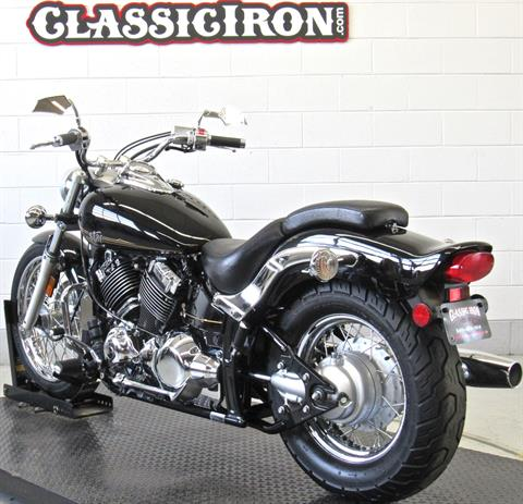 2013 Yamaha V Star 650 Custom in Fredericksburg, Virginia - Photo 6