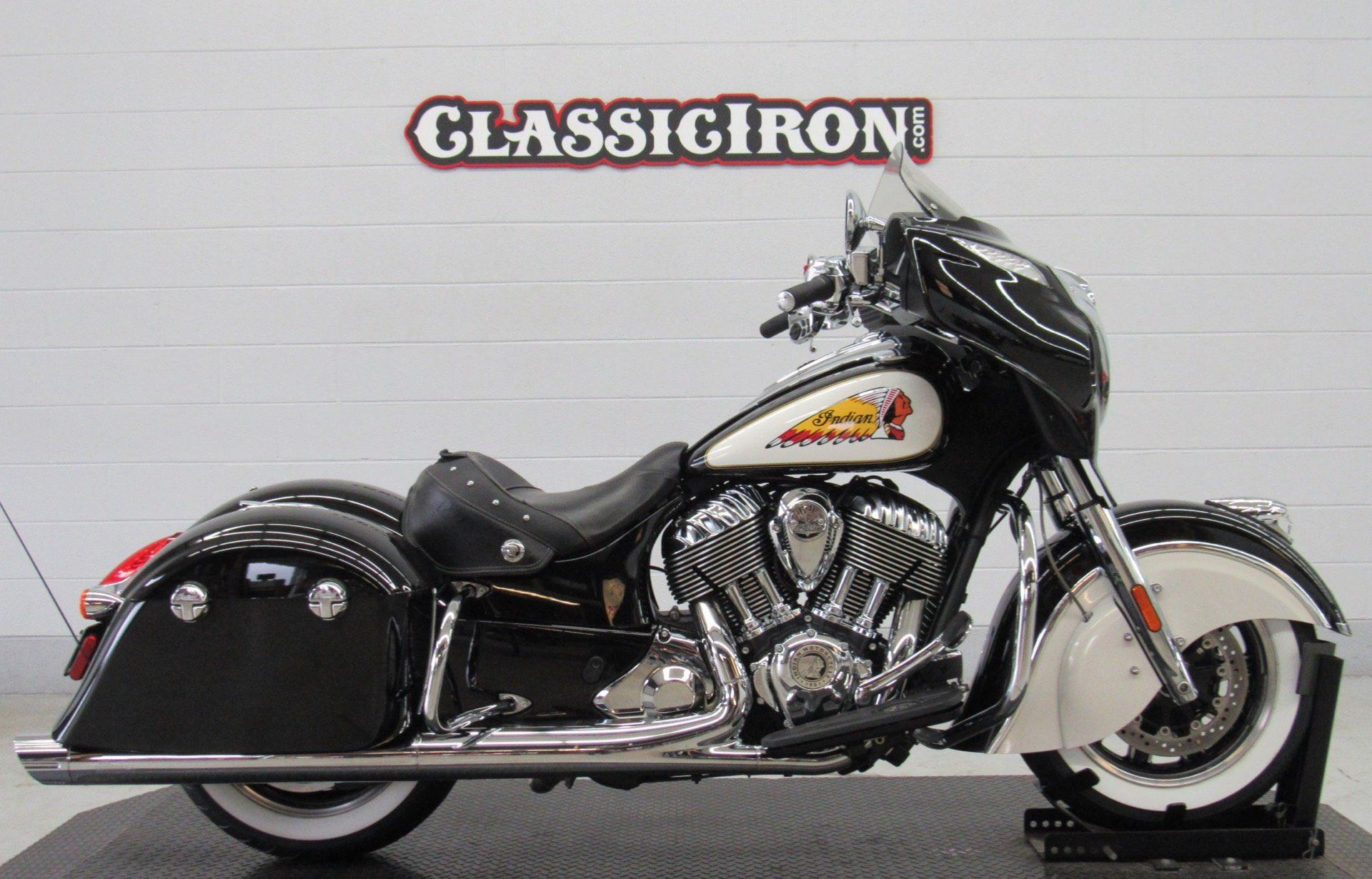 2016 Indian Chieftain® in Fredericksburg, Virginia - Photo 1