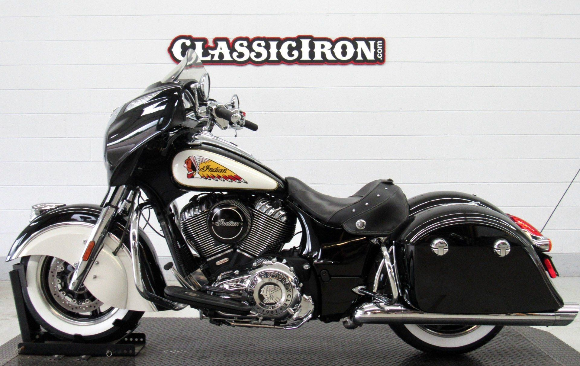 2016 Indian Chieftain® in Fredericksburg, Virginia - Photo 4