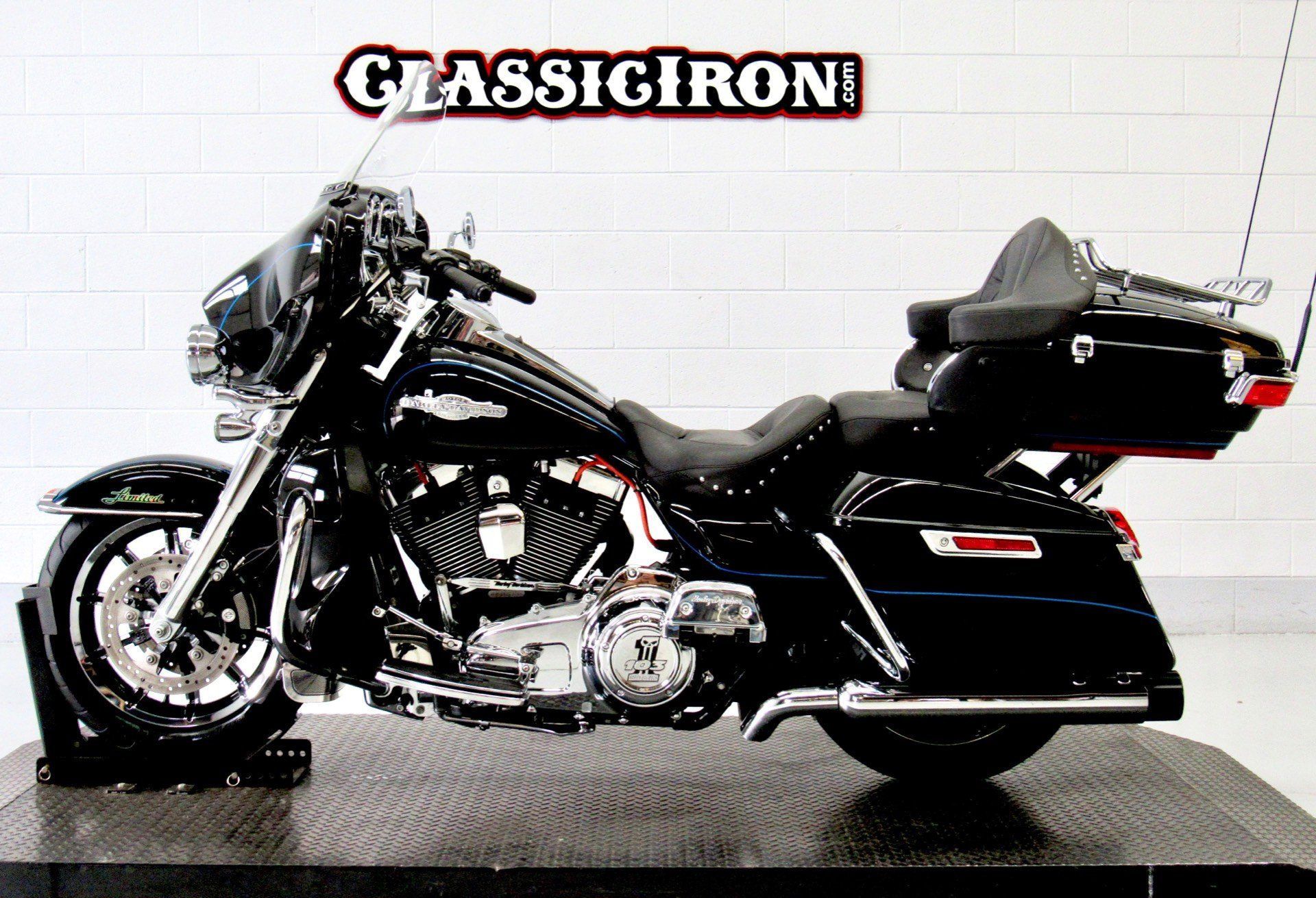2014 Harley-Davidson Ultra Limited in Fredericksburg, Virginia - Photo 4