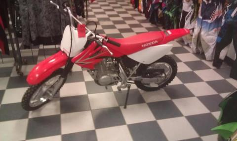 2009 Honda CRF®80F in Augusta, Maine