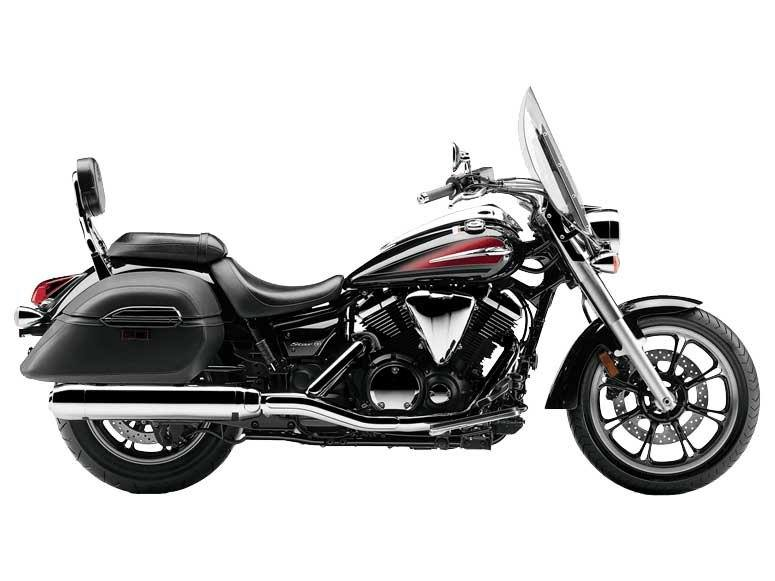 2014 Yamaha V Star 950 Tourer in Augusta, Maine