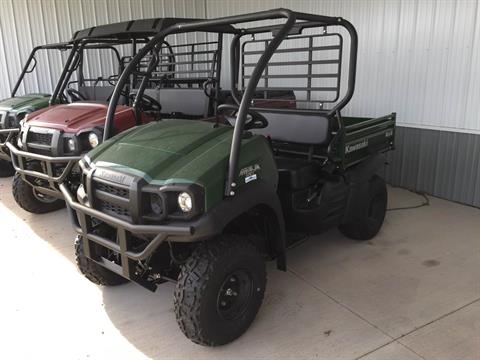 2017 Kawasaki Mule SX 4x4 in Brewerton, New York