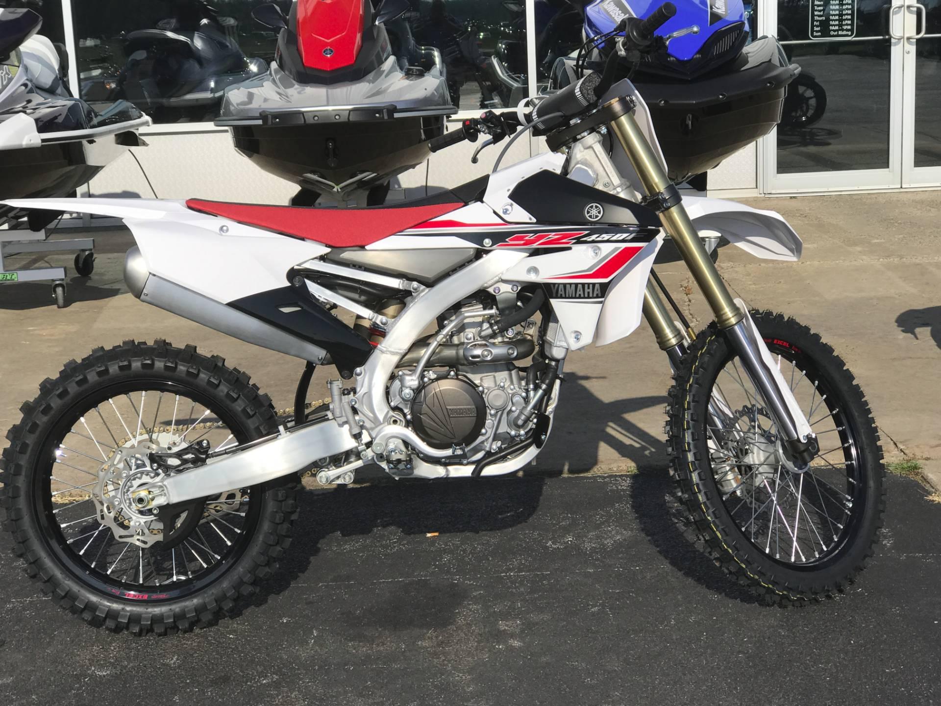 2017 Yamaha YZ450F for sale 1001
