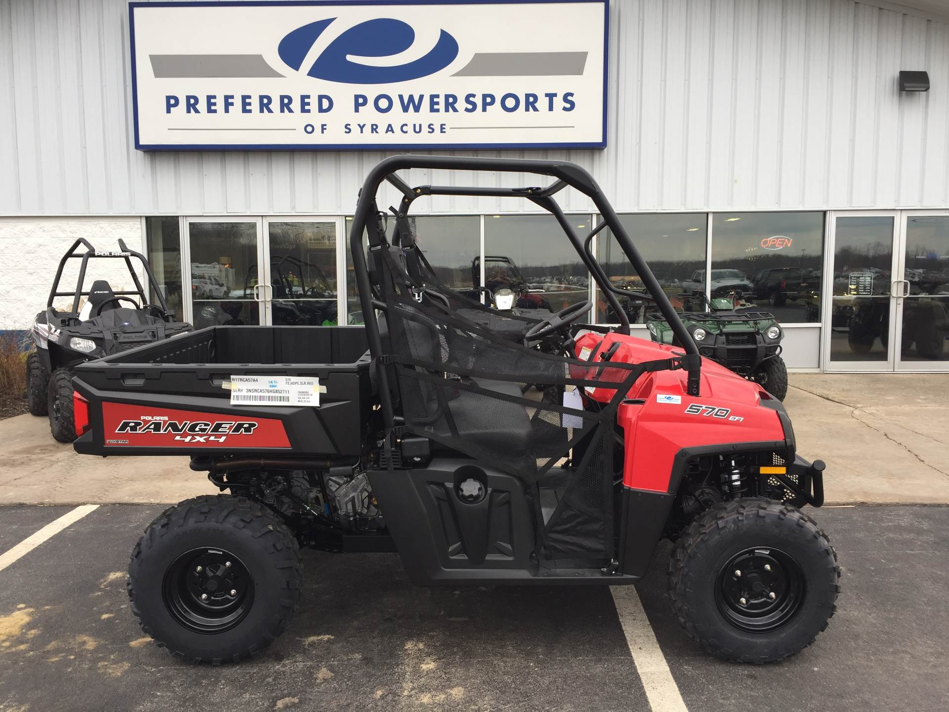 2017 Polaris Ranger 570 Full Size 1