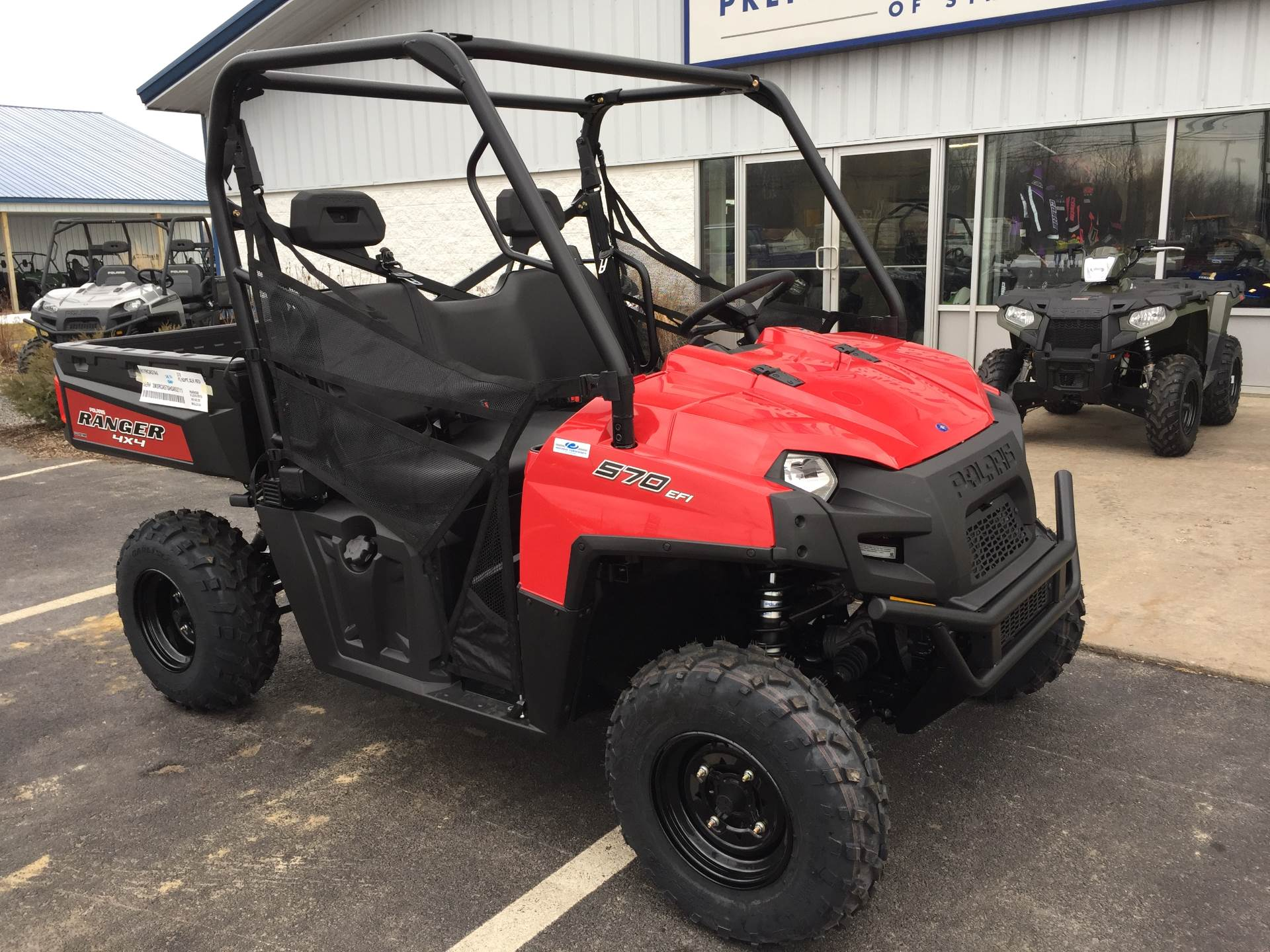 2017 Polaris Ranger 570 Full Size in Brewerton, New York