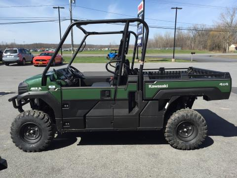 2016 Kawasaki Mule Pro-FX EPS in Brewerton, New York