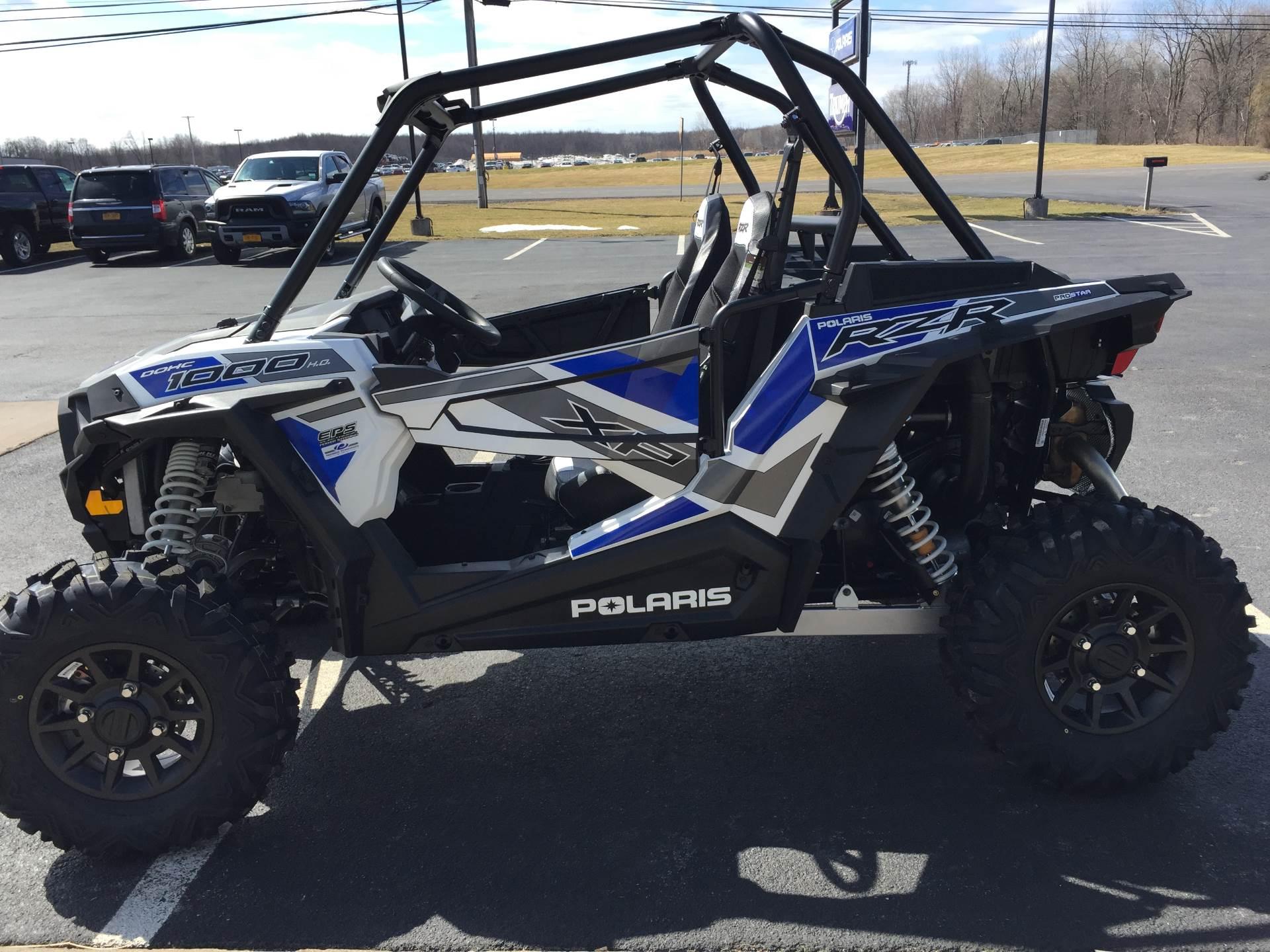 2017 Polaris RZR XP 1000 EPS 2